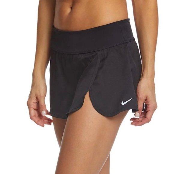 Nike Black Swimming Skirt